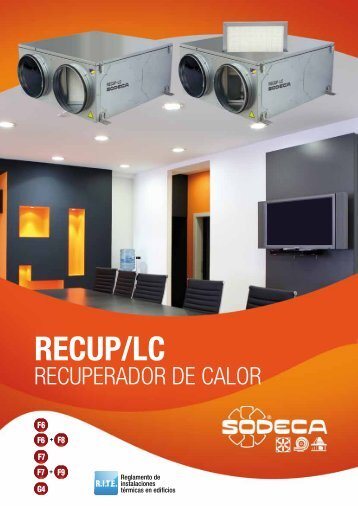 RECUP/LC - Sodeca