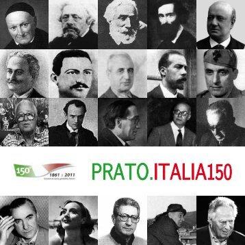 Marzo-settembre 2011: iniziative organizzate a Prato ... - Pratesi illustri