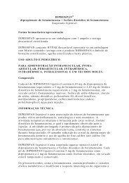 DIPROSPAN dipropionato de betametasona + fosfato ... - Netfarma