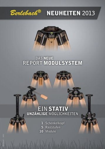 Berlebach Report Modulsystem - Sagafoto