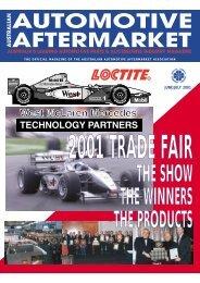 AM J/J 01 - Australian Automotive Aftermarket Magazine