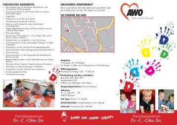 Flyer Familienzentrum Dr C Otto Straße.pdf - AWO Ruhr-Mitte