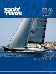 Rates 2009 - Yachtrevue