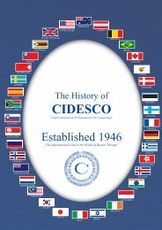 cd006 history folder - Cidesco