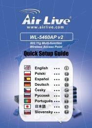 WL-5460AP v2 - AirLive