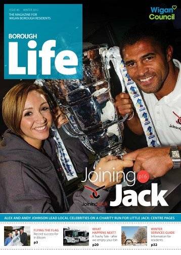 Issue 40 - Wigan Council