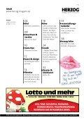SEITENSPRUNG - HERZOG | magazin - Seite 3