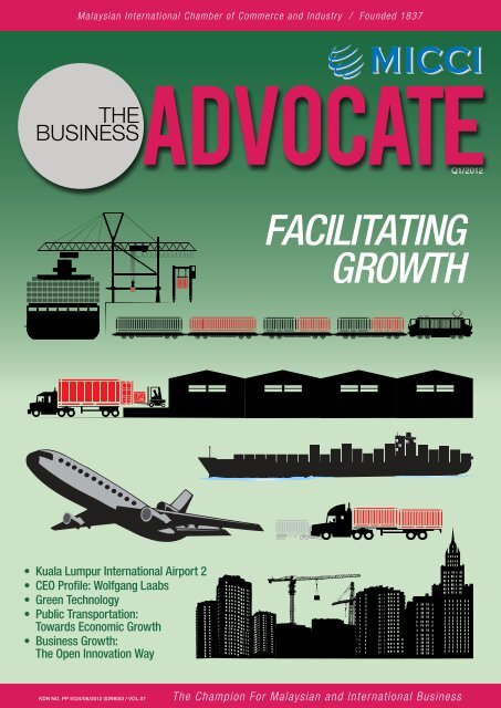 Facilitating Growth Malaysian International Chamber Of Commerce