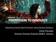 ENG.1 BP4 - Serena Software