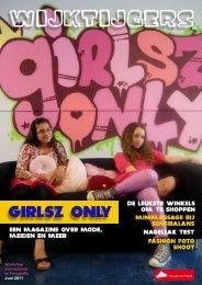GIRLSZ ONLY - Wijktijgers