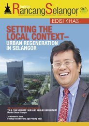 Buletin JPBDNS edisi khas 02.indd - JPBD Selangor