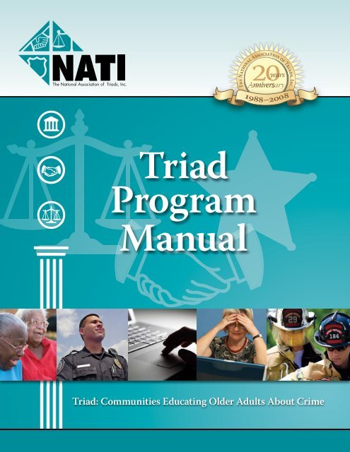 Triad Manual - The National Association of Triads