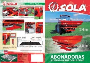 MAQUINARIA AGRÍCOLA SOLÁ, S.L.