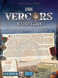 Die Vercors Kampagne - Days of Wonder