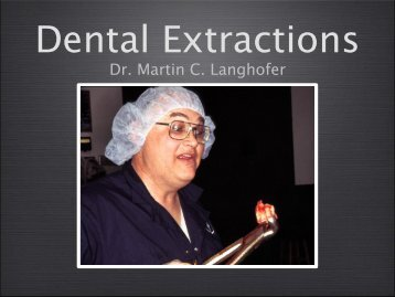 Dental Extractions - Hungarovet