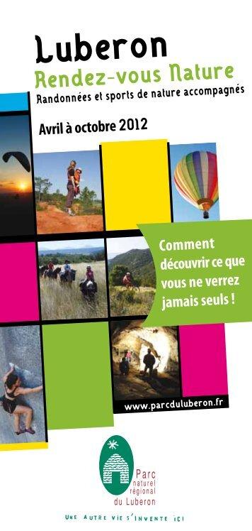 Avril à octobre 2012 - Un coin Tranquille en Provence L'OUSTAOU ...