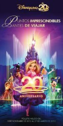 NUEVO - Disneyland® Paris