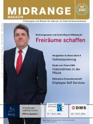 Midrange MAGAZIN - September 2007