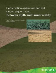 Between myth and farmer reality - Search CIMMYT repository