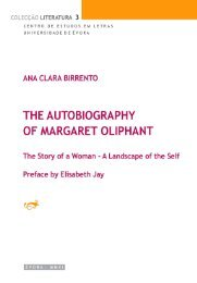 THE AUTOBIOGRAPHY OF MARGARET OLIPHANT - Utad