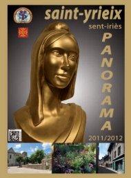 SY-panorama-2012 - Saint-Yrieix-la-Perche