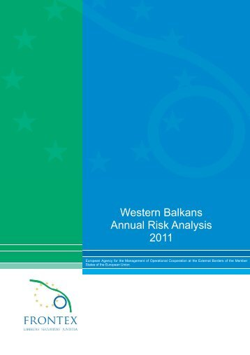 Annual Risk Analysis 2011 ... - Frontex