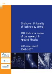 Eindhoven University of Technology (TU/e) 3TU Mid-term review of ...