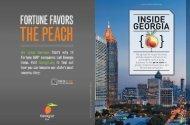 INSIDE GEORGIA - The Georgia Center of Innovation for Logistics