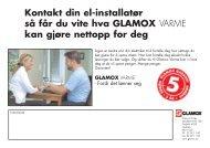 Last ned informasjonsbrosjyre - Skagerak Elektro AS