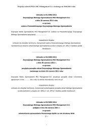 Projekty_uchwł_ZWZ MCI Management SA 30 06 2011 - wseie