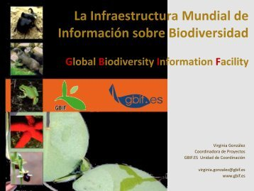 Mediterranean Plant Collections: The computerised way ... - Gbif.es
