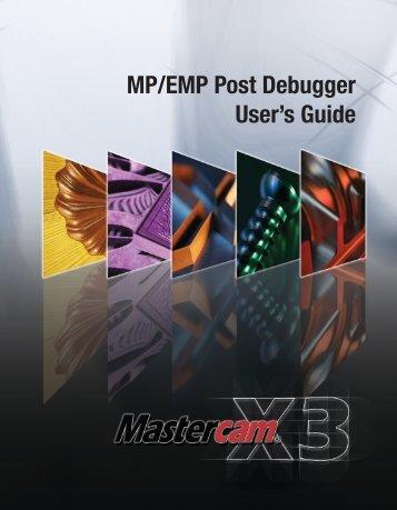 mastercam x3 post parameter reference gtc innovations rh yumpu com