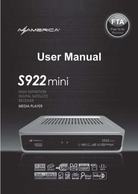 AZ_S922 mini_Manual_1color_R2_R.pdf - AZ America