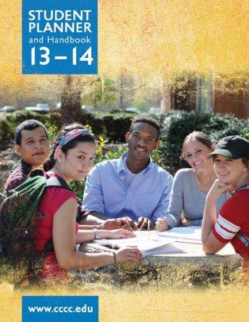 Download 2013-2014 Handbook - Central Carolina Community ...