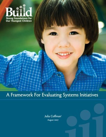 A Framework for Evaluating Systems Initiatives