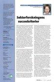 DTU: Fri bil til Rektor - FORSKERforum - Page 2