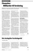 DTU: Fri bil til Rektor - FORSKERforum - Page 3
