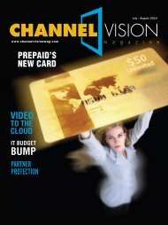 PREPAID'S NEW CARD - ChannelVision Magazine