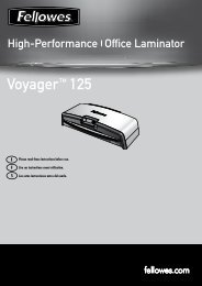 yager 125 Voyager 125 - Fellowes