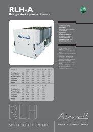 airwell rlh a - Certificazione energetica edifici