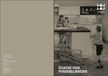 Edmon Keukens Ontwerpen : Keukens magazines