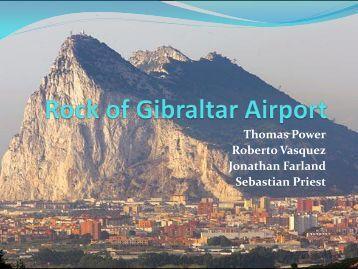Rock of Gibraltar Airport