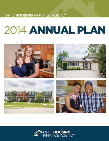 2014 ANNUAL PLAN - Ohio Housing Finance Agency