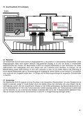 SLX516 16-fach Besetztmelder - MDVR - Page 5