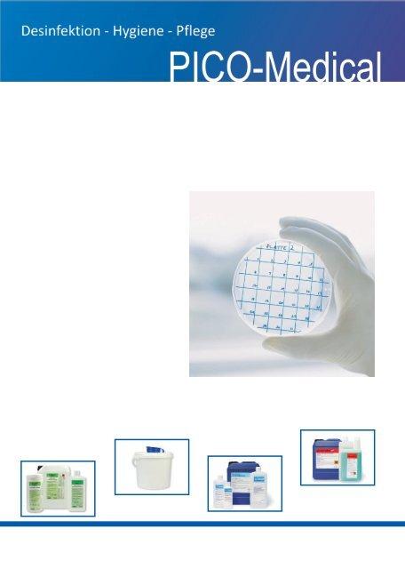 Katalog 2009.qxd - PICO-Medical GmbH