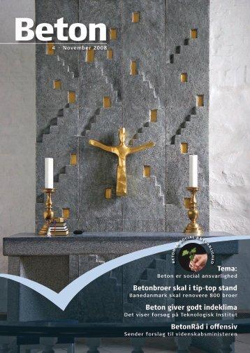 Download blad nr. 4-2008 som pdf - Dansk Beton