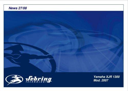 Yamaha XJR 1300 Mod. 2007