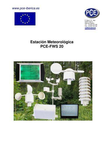 Accesorio pluvi metro estaci n meteorol gica wh 1081 - Estacion meteorologica precio ...