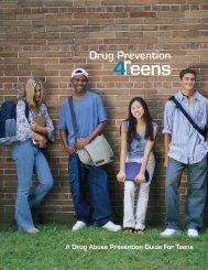 Drug Prevention 4 Teens - Department of Justice