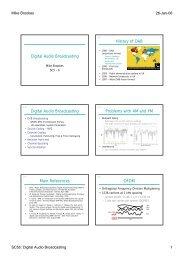 Digital Audio Broadcasting